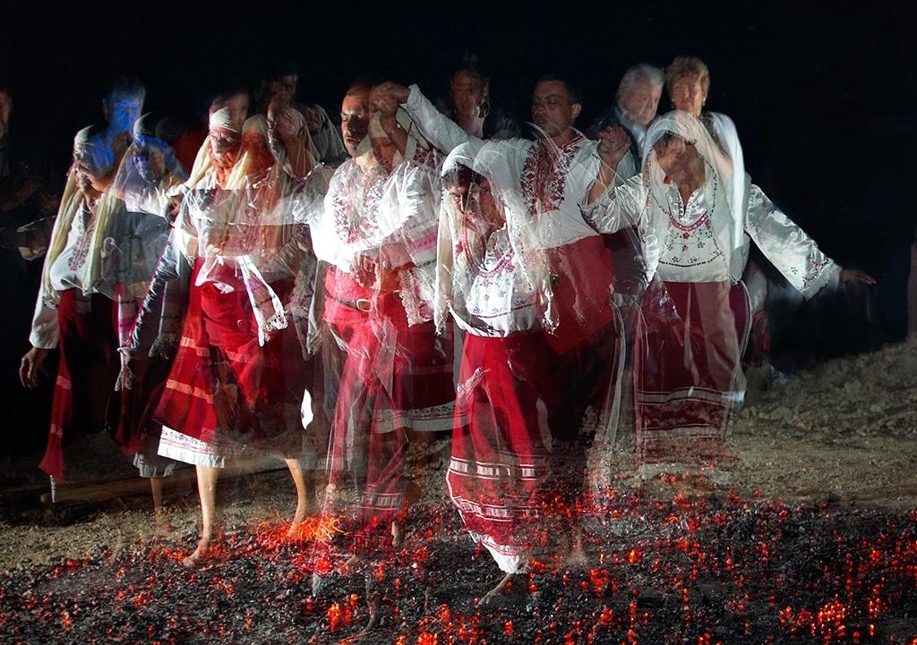 Nestinari The Mystical Bulgarian Firewalkers